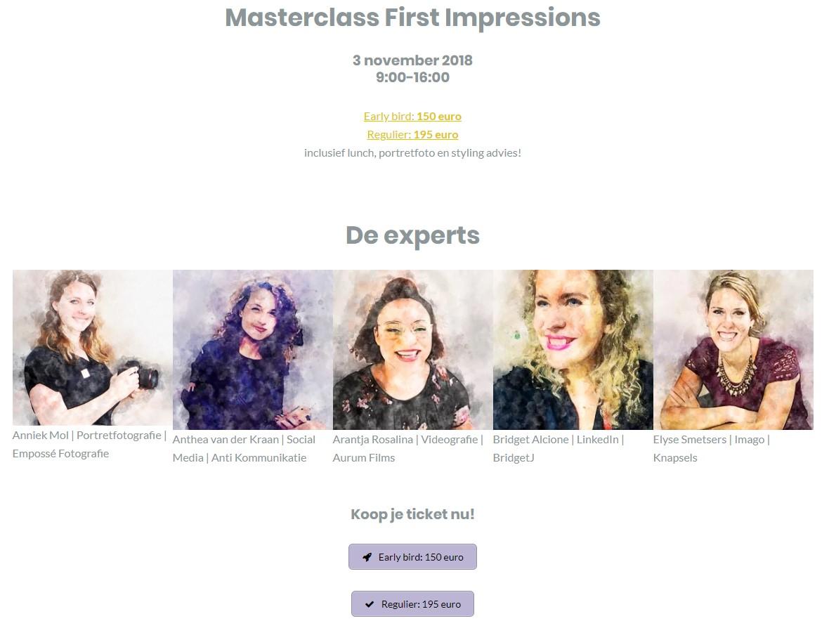 masterclass-first-impressions-bridget-lab-twaalf